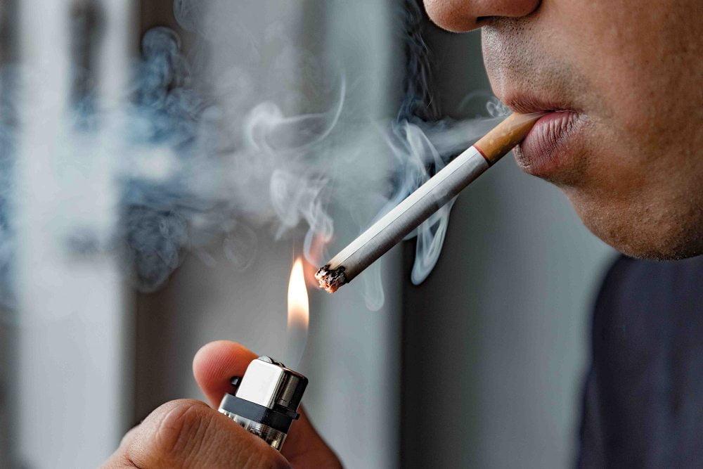 Tabaco y salud oral, consecuencias de fumar.