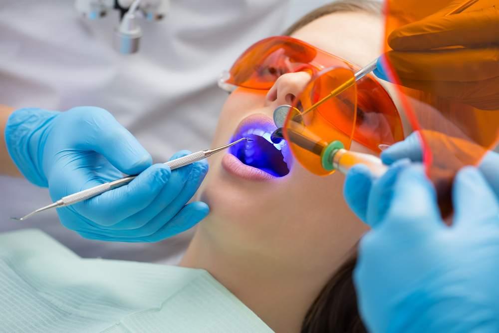 ¿Qué es el láser dental?